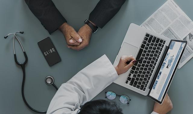 Informe médico digital